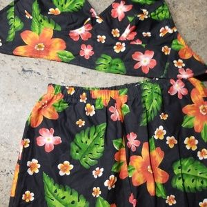 Pacific Connection Pin Up style Summer Set